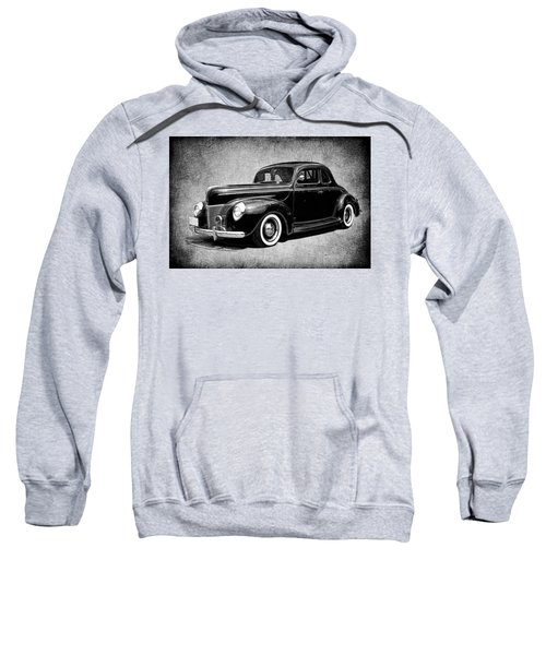 1940 Ford Coupe Sweatshirt