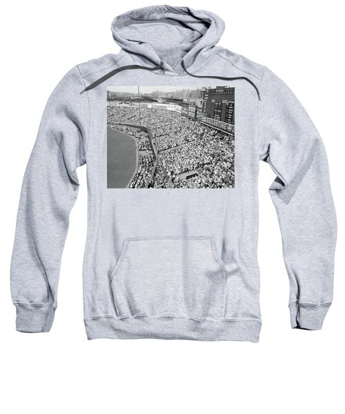 1940s 1950s Large Crowd Yankee Stadium Sweatshirt