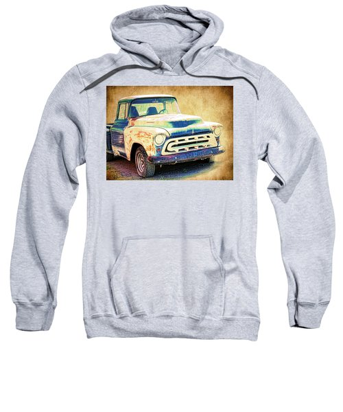 1957 Chevrolet Pickup Sweatshirt
