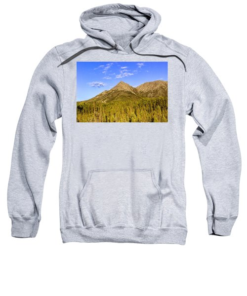 Alaska Mountains Sweatshirt