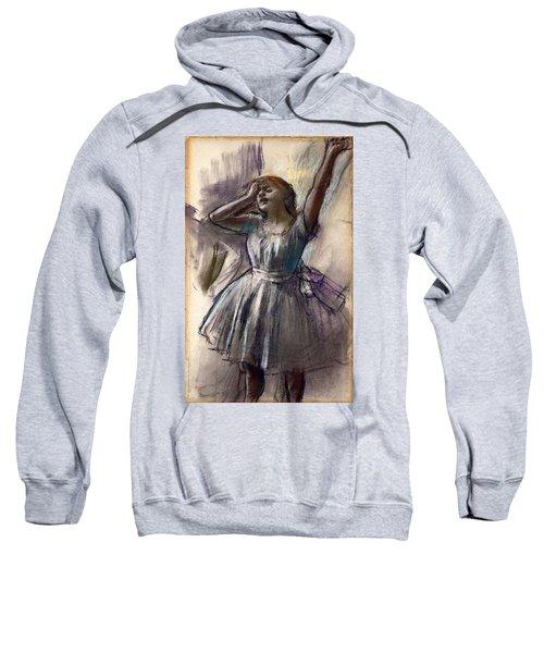 Dancer Stretching Sweatshirt