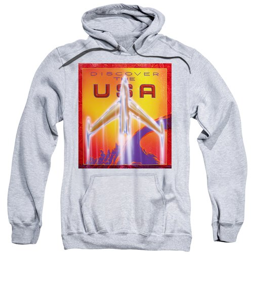 Discover The Usa Sweatshirt