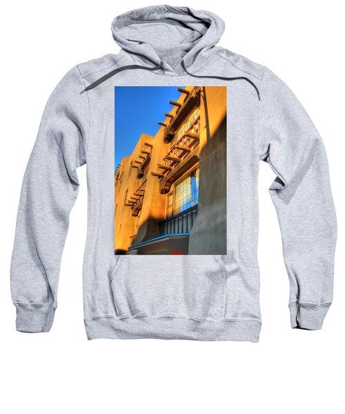 Downtown Santa Fe Sweatshirt