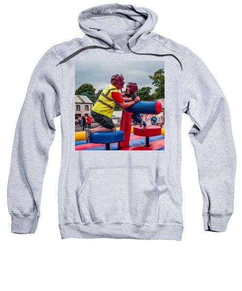 Fun Day #gracegenerationchurch Sweatshirt