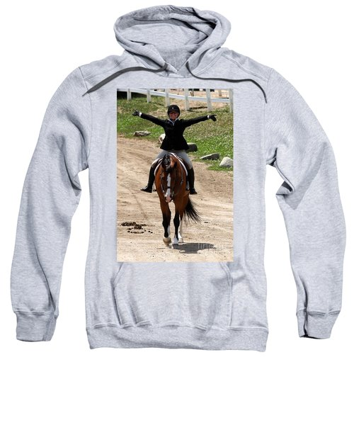 Hunter1 Sweatshirt