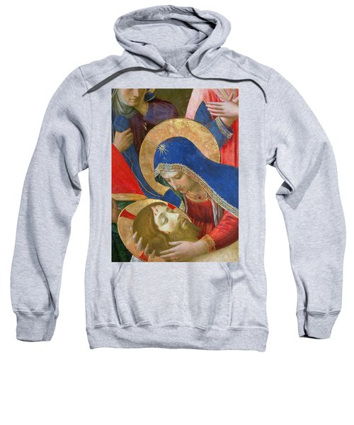 Lamentation Over The Dead Christ Sweatshirt