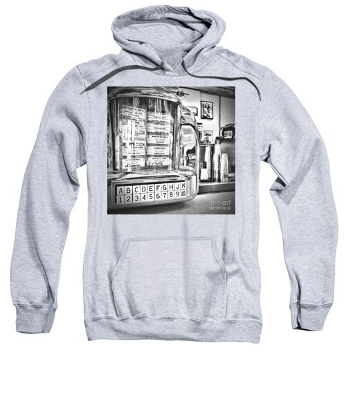 Name That Tune Sweatshirt by Peggy Hughes
