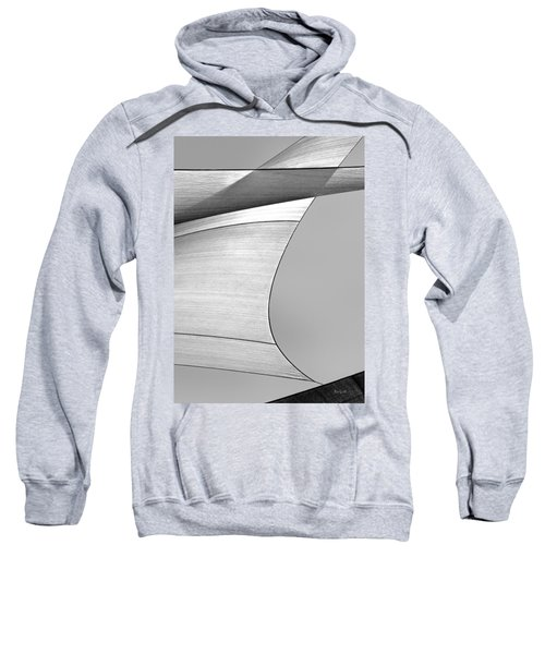 Sailcloth Abstract Number 4 Sweatshirt