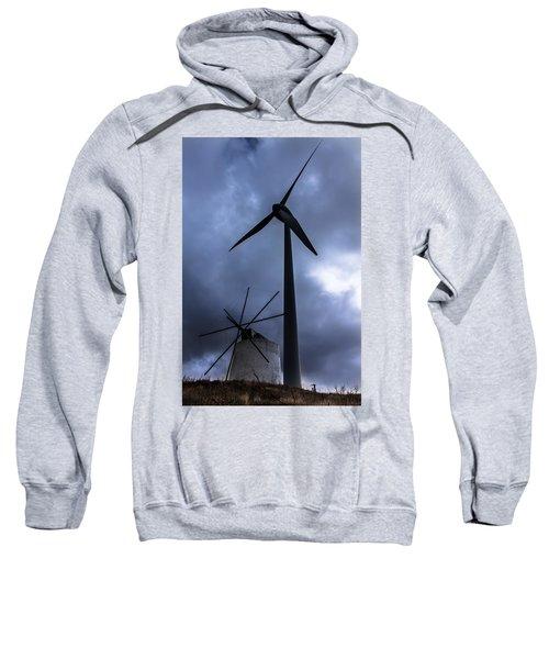 Side By Side Sweatshirt