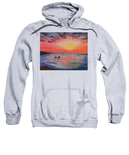 2 Souls Reunited Sweatshirt