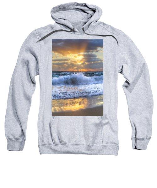 Splash Sunrise Sweatshirt