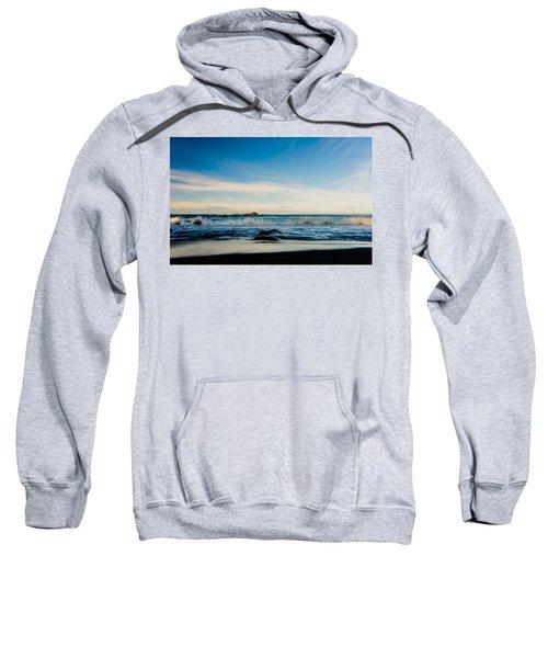 Sunlight On Beach Sweatshirt