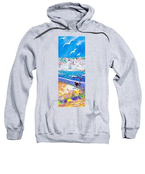 Sunset In Costa Brava Sweatshirt