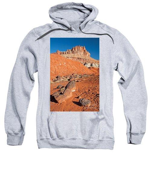 The Castle Capitol Reef National Park Sweatshirt