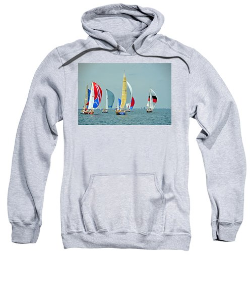 Praeceptor, Traitor, Contender, Its A Zoo, And Mystery Sweatshirt