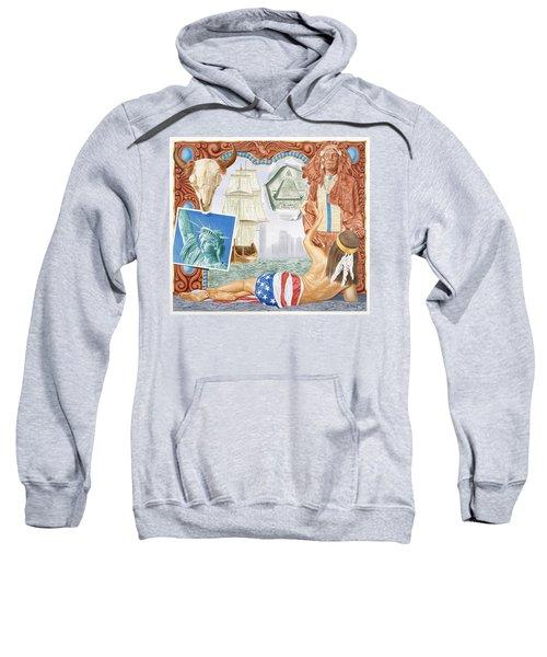 Destruction Of Native America Sweatshirt