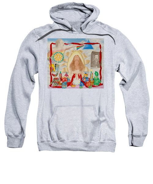 Invocation Of The Spectrum Sweatshirt