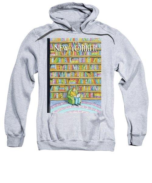 New Yorker October 18th, 2010 Sweatshirt