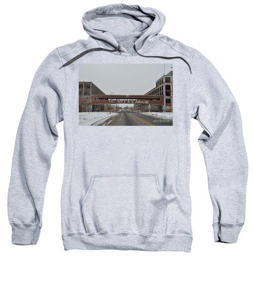 Detroit Packard Plant Sweatshirt