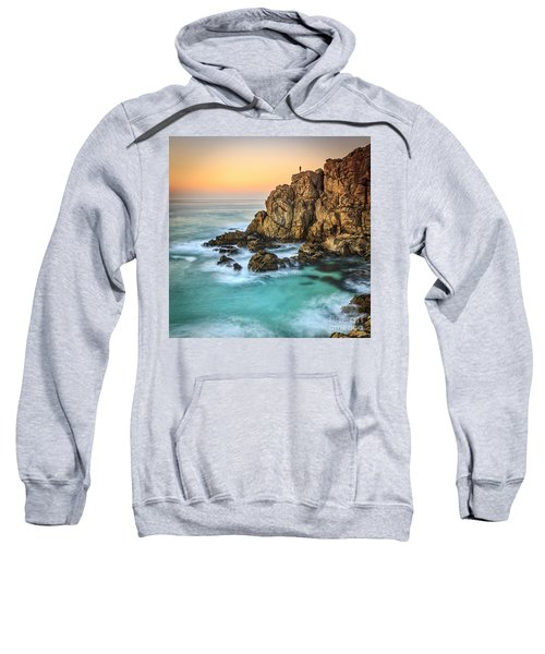 Penencia Point Galicia Spain Sweatshirt