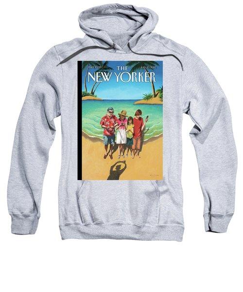 New Yorker July 23rd, 2012 Sweatshirt