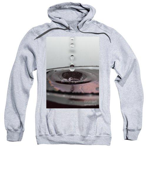4 Water Drops Sweatshirt