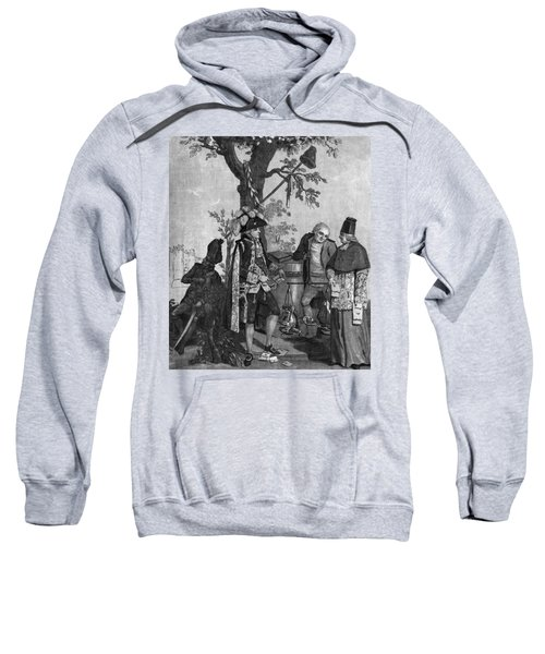 French Revolution, 1789 - To License For Professional Use Visit Granger.com Sweatshirt