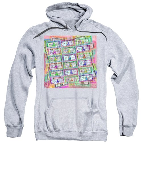 540 Million Dollars Pastel Sweatshirt