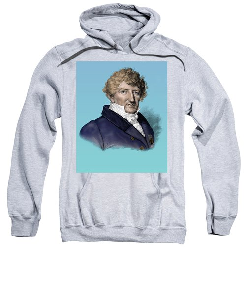 Georges Cuvier, French Naturalist Sweatshirt