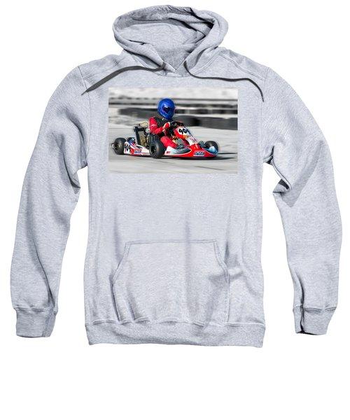 Racing Go Kart Sweatshirt