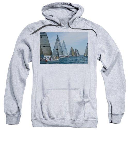 Sailboat Race Sweatshirt