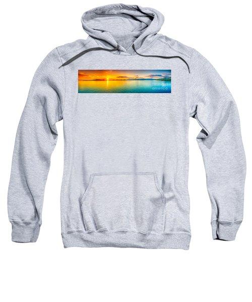 Sunset Panorama Sweatshirt