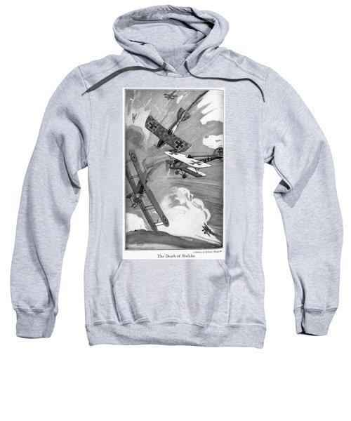World War I Aerial Combat Sweatshirt