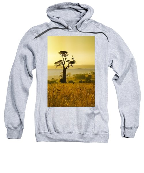 A Boab Sunrise Sweatshirt