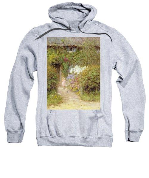 A Cottage At Redlynch Sweatshirt