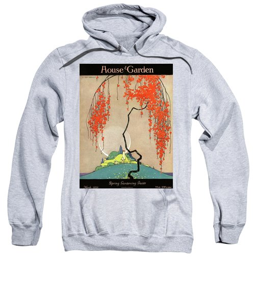 A Flowering Tree Sweatshirt
