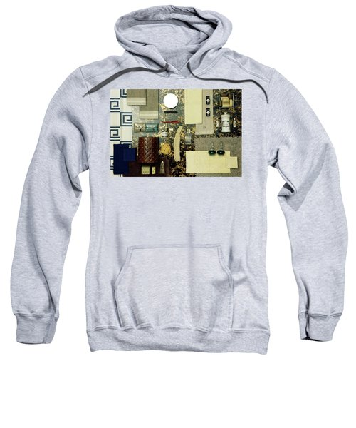 A Group Of Household Items Sweatshirt