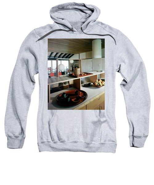 A House At Quantuck Bay Sweatshirt