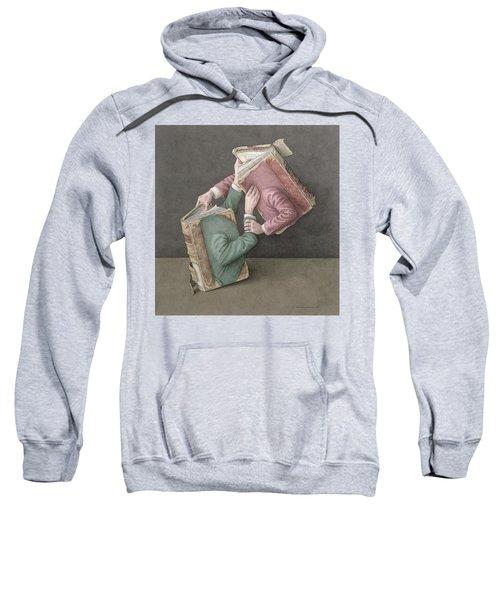 A Literary Struggle Sweatshirt
