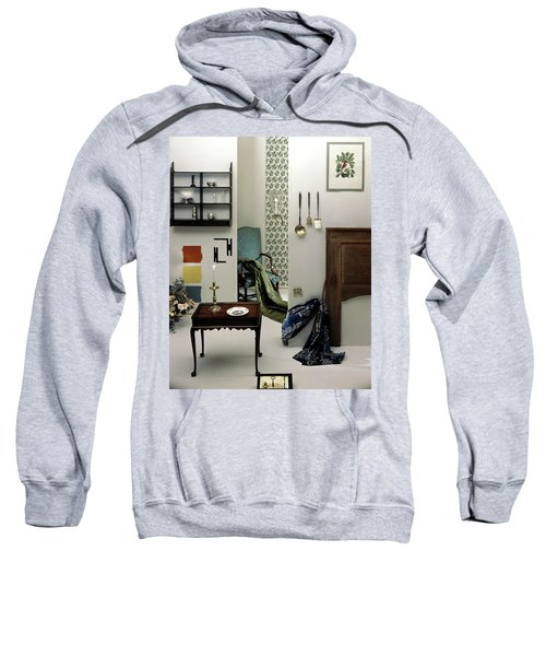 A Living Room Designed By Raleigh Tavern Sweatshirt