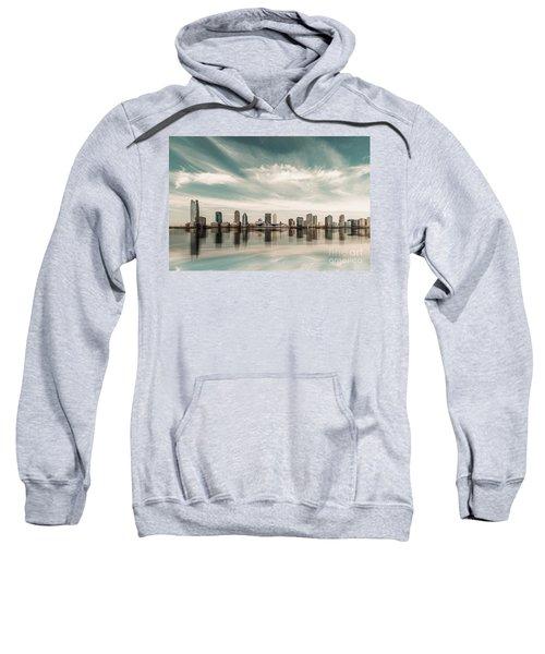 a look to New Jersey  Sweatshirt