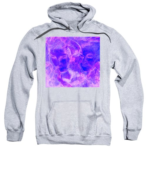 A Love That Will Never Fade  Sweatshirt