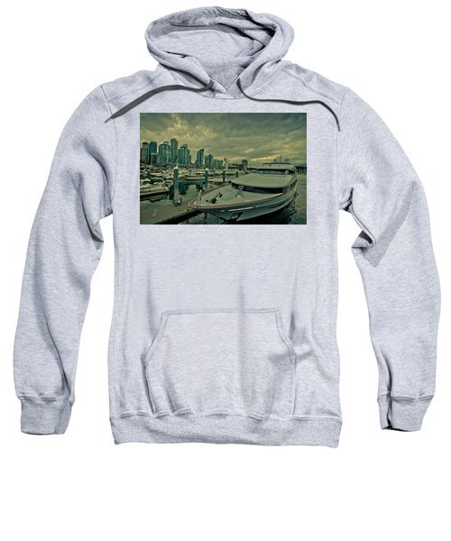 A Million Dollar Ride Yacht  Sweatshirt
