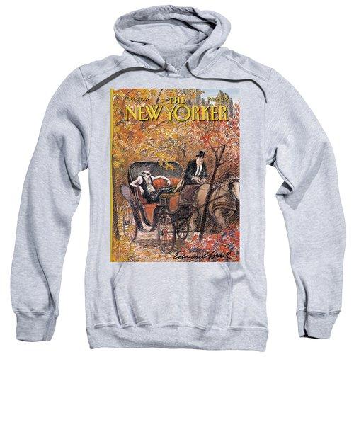 New Yorker October 5th, 1992 Sweatshirt
