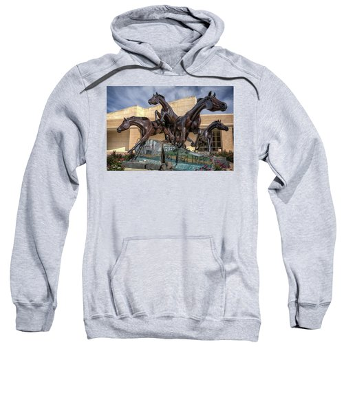 A Monument To Freedom Sweatshirt