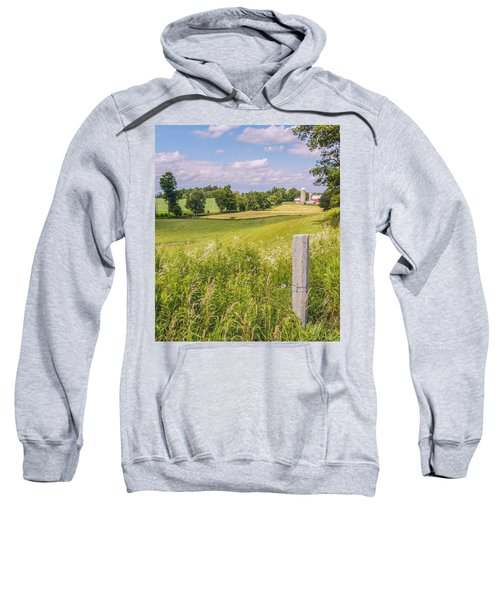 A Nation's Bread Basket  Sweatshirt
