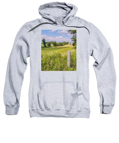 A Nation's Bread Basket  Sweatshirt