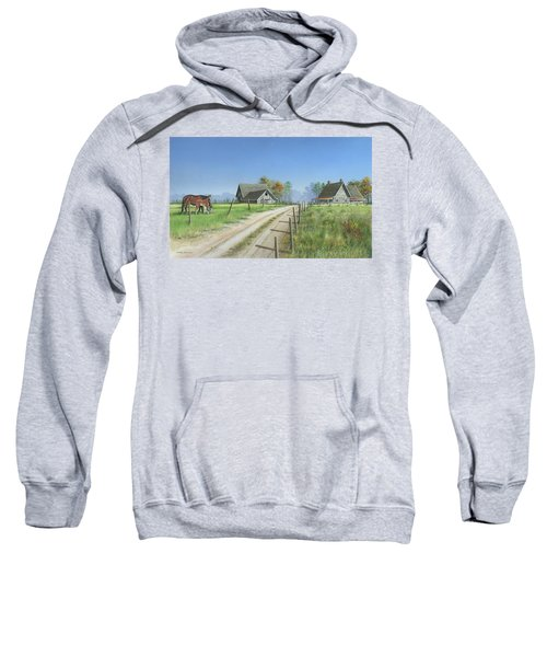 A New Beginning Sweatshirt