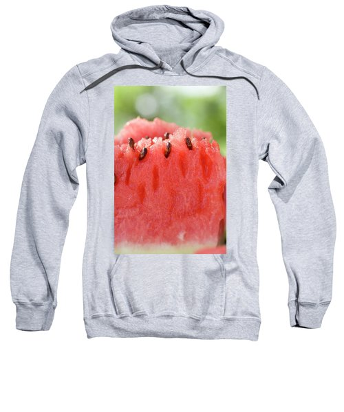 A Piece Of Watermelon Sweatshirt