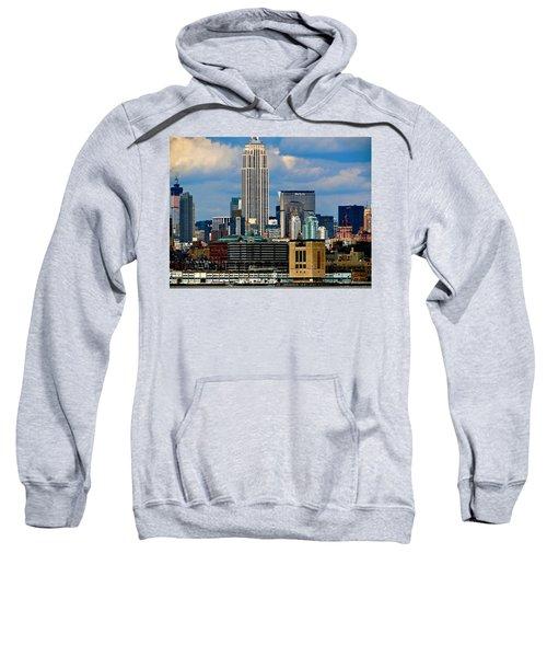 A Slice Of The Apple Sweatshirt